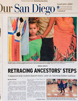 READ 2008  SOARING EAGLES ARTICLE by UNION-TRIBUNE www.calie.org