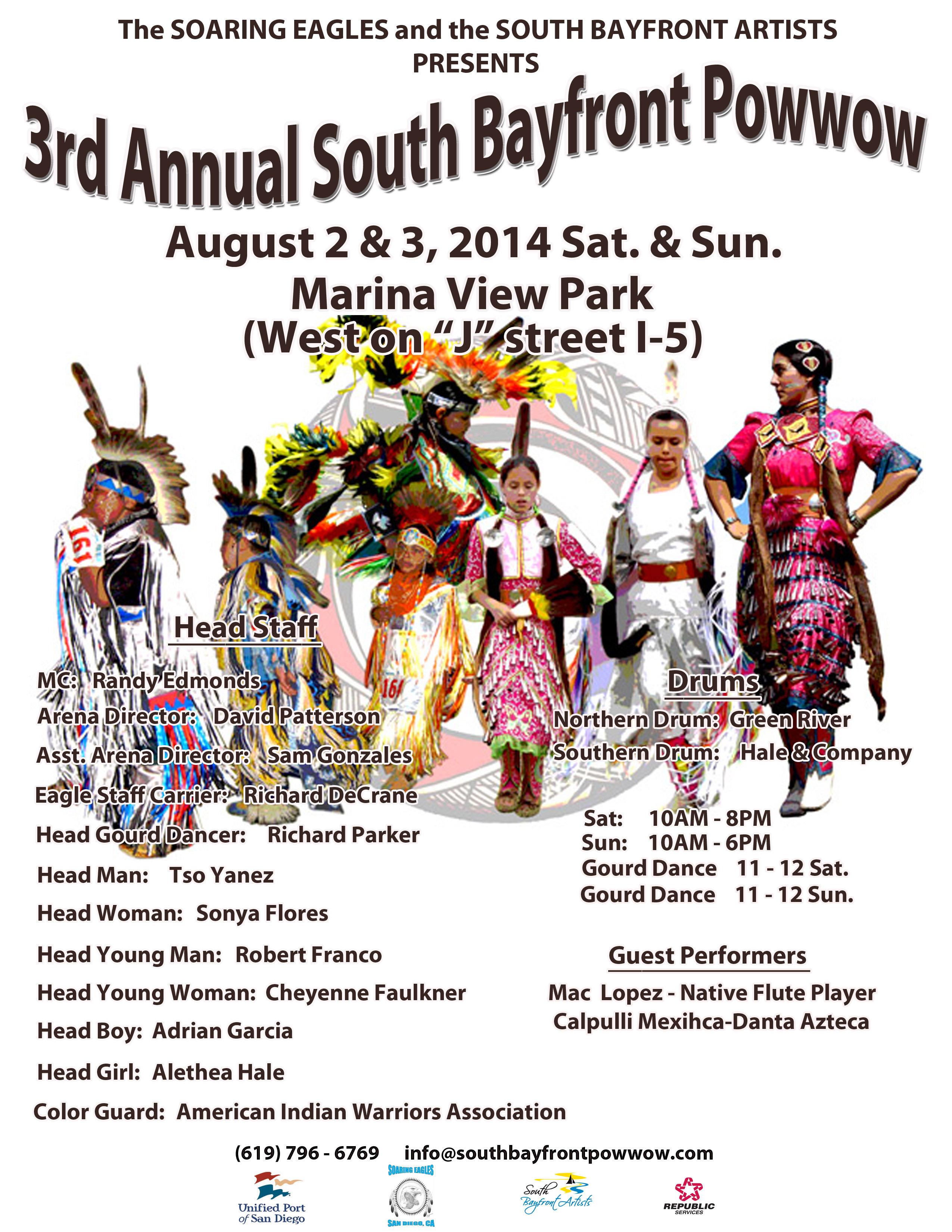 Educational Events Board Listing California Native American