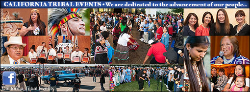 CALIFORNIA INDIAN EVENTS WEB PORTAL