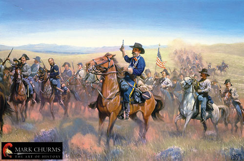 a american history of the battle of little big horn