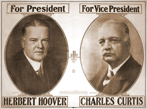 VICE PRESIDENT CHARLES CURTIS Famous Native American ...