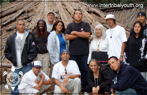 Inter Tribal Youth Programs Young Native Scholars Mark