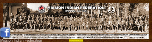 MISSION INDIAN FEDERATION ON FACEBOOK