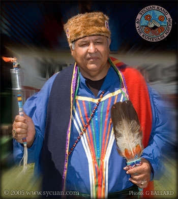 ROY COOK NATIVE AMERICAN CALIFORNIA INDIAN Picture