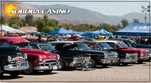 CAR SHOW SOUTHERN CALIFORNIA Soboba Indian Reservation Riverside Los - Riverside casino car show