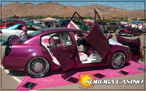 Car Show Southern California Soboba Indian Reservation
