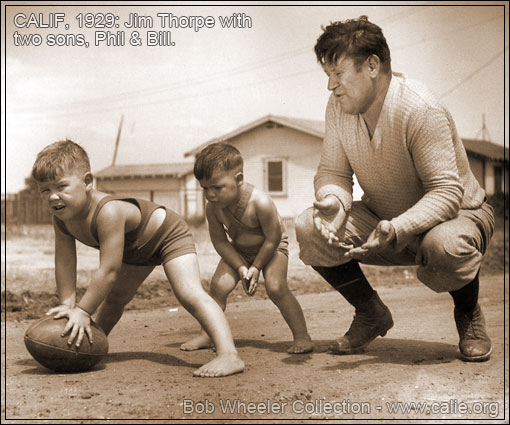 """Love Finds You Quote: JIM THORPE """"WORLD'S GREATEST ATHLETE"""" Ultrafamous Native"""