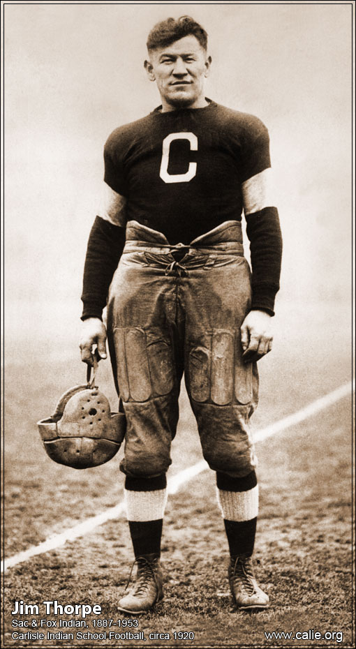"""Henry Ford Education >> JIM THORPE """"WORLD'S GREATEST ATHLETE"""" Ultrafamous Native American Indian Sac & Fox Sports Legend"""
