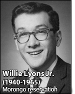WILLIE LYONS